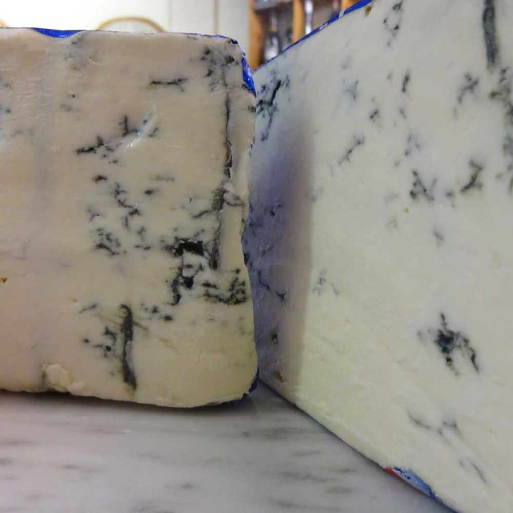 Dolcelatte Cheese, Soft, creamy Italian blue cheese